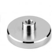Magnet oala neodim 48mm cu filet interior