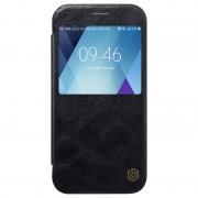 Samsung Galaxy A5 (2017) Nillkin Qin View Flip Case - Black