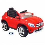 Masina electrica Baby Mix Mercedes Benz GLA Red