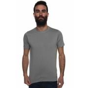 Peuterey T-shirt girocollo Uozumi 01 Grigio Cotone Uomo