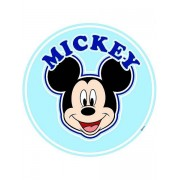 Disney Mickey Mouse Sticker Ø 66 cm