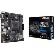 Asus Základní deska Asus Prime B450M-K Socket AMD AM4 Tvarový faktor Micro-ATX Čipová sada základní desky AMD® B450