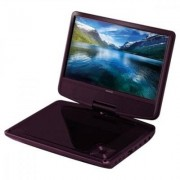 Inny Sencor Przenośny odtwarzacz DVD,SPV 2920 DARK ROSE,9 cali TFT LCD Obrotowy