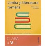 Limba si literatura romana cls 5 caiet pe unitati de invatare - Mimi Dumitrache