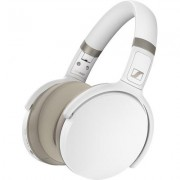 Sennheiser HD 450BT wireless noise cancelling headphones (white)