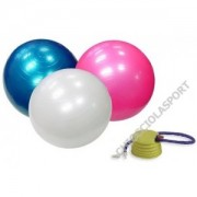 FIT BODY GYM BALL CM.55 PALLA PSICOMOTORIA CON POMPA