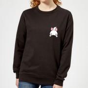 Disney Aristokatten Marie Backside dames trui - Zwart - 4XL - Zwart