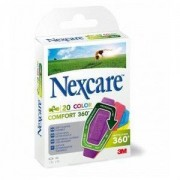 Nexcare Comfort Strips Color 20 Pensos