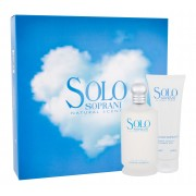 Luciano Soprani Solo 100Ml Edt 100 Ml + Shower Gel 100 Ml Unisex(Eau De Toilette)