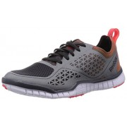 Reebok Women's Reebok Zquick Lux 3.0 Grey,Silver,Red And White Running Shoes - 4 UK