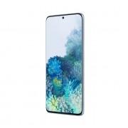"Smartphone, Samsung GALAXY S20, 6.2"", Arm Octa (2.73G), 8GB RAM, 128GB Storage, Android 10, Blue (SM-G980FLBDEUE)"