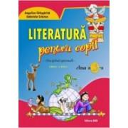 Literatura pentru copii Clasa a 3-a - Angelica Calugarita