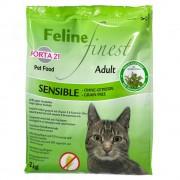 Porta 21 Feline Finest Sensible - без зърно и жита - 10 кг