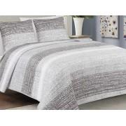 220x240 cm CSAK ágytakaró - sötétbarna - nagy méretű pléd