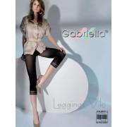 Gabriella - Opaque leggings Viki, black