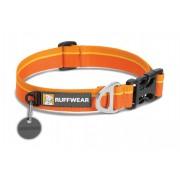 Hoopie narancssárga kutya nyakörv L méret