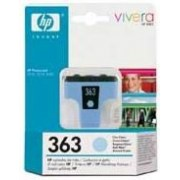 HP 363 Light Cyan Ink Cartridge for Photosmart, 6ml (C8774EE)