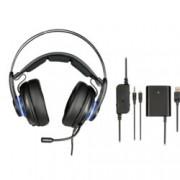 Слушалки Trust GXT 383 Dion 7.1, геймърски, USB, черни