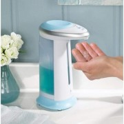 Automatic battery operated Sensor Touchless Soap Magic Hand sanitizer Dispenser FROM RE-FOX