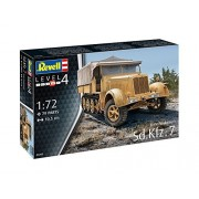 Revell 03263, Sd.Kfz. 7 (Late Production), 1:72 scale plastic model