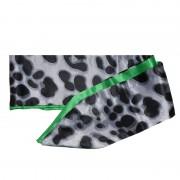 Scarf Grey Leopard - Sjaaltjes