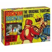 GAMES ROCK 'EM SOCK 'EM ROBOTS MATTEL CCX97