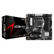 MB, ASRock A320M PRO4 R2.0 /AMD А320/ DDR4/ AM4