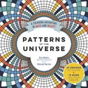 Patterns of the Universe: A Coloring Adventure in Math and Beauty, Paperback