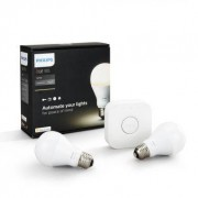 Philips Hue Startkit Vit E27 Klot 44955400 Replace: N/A