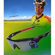 Outdoor Sport Cycling Bicycle Bike Riding Sun Glasses Eyewear Goggle UV400 US - Green