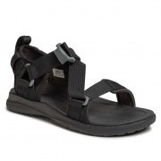 Сандали COLUMBIA - Sandal BM0102 Black/Red Element 010