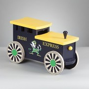 Kids Wooden Riding Toy, Ride On Train - Irish Express