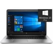 Laptop HP ProBook 470 G4 Intel Core Kaby Lake i5-7200U 1TB HDD 8GB nVidia GeForce 930MX 2GB Win10 Pro FullHD