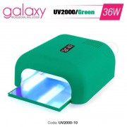 GALAXY UV Lampa 36W - Green