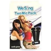 We Sing 2 Mic Pack Nintendo Wii