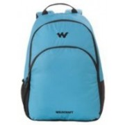 Wiki by Wildcraft Compact Alg Blue Laptop Backpacks 19.734 L Backpack(Blue)