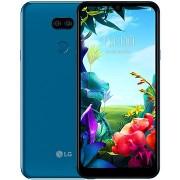 LG K40S, kék