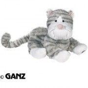 Webkinz Plush Stuffed Animal Sterling Cheeky Cat Manufacturer: Ganz