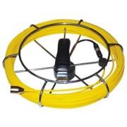 Kabel s cívkou PipeCam 40 kabel