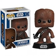 Funko POP Star Wars Chewbacca Pop! Vinyl Action Figure - Merchandise & Accessories Bobble Head