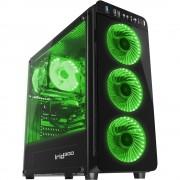 Carcasa gaming Genesis Irid 300 Green