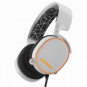STEELSERIES gejmerske slušalice Arctis 5 (Bele)