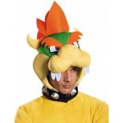 Vegaoo Bowser Mütze für Erwachsene Nintendo