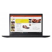 """Ultrabook Lenovo ThinkPad T470s, 14"""" Full HD, Intel Core i7-7500U, RAM 8GB, SSD 512GB, Windows 10 Pro, Negru"""