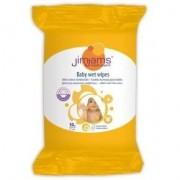 JimJams nedves baby törlőkendő - 10 db
