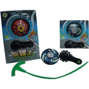 Big Beyblade With Launcher Box Pack