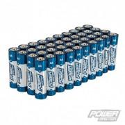 AA Super Alkalické Baterie LR6 40 ks - 40pk 827540 5024763160240 PowerMaster