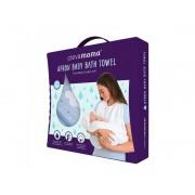 Nyakba köthető babatörölköző - Splash and Wrap törölköző