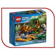 Lego Конструктор Lego City Jungle Explorer Джунгли 60157