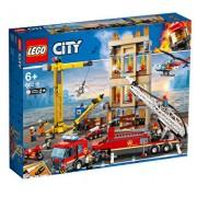 LEGO City, Divizia pompierilor din centrul orasului 60216